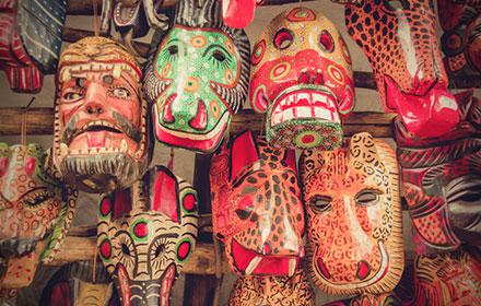 グアテマラの雑貨